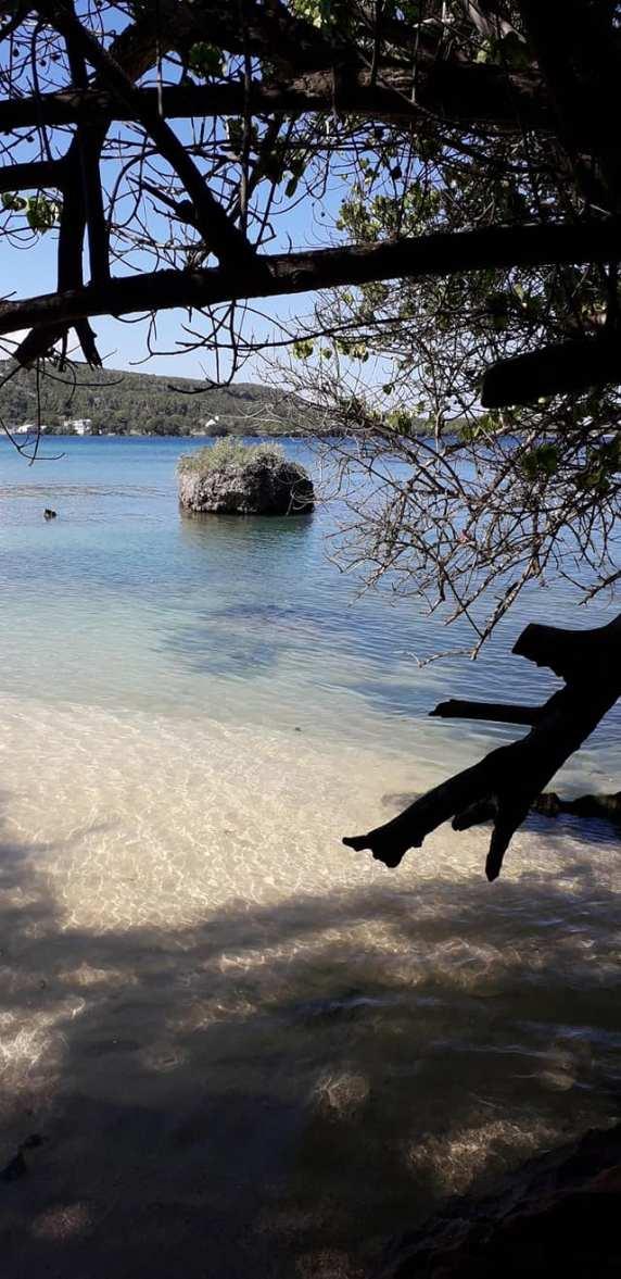 reach point secret beach